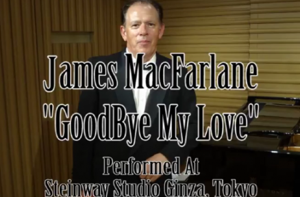 James MacFarlane - Goodbye My Love - YouTube